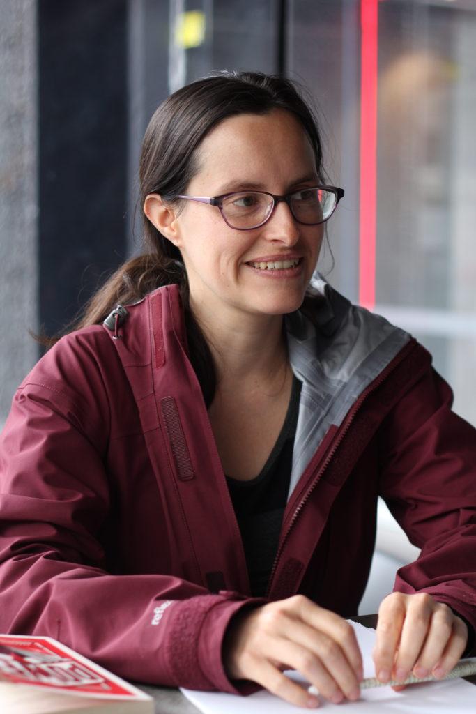 Jill - Publications Coordinator