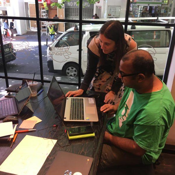 novel writing mentorship programme New Zealand