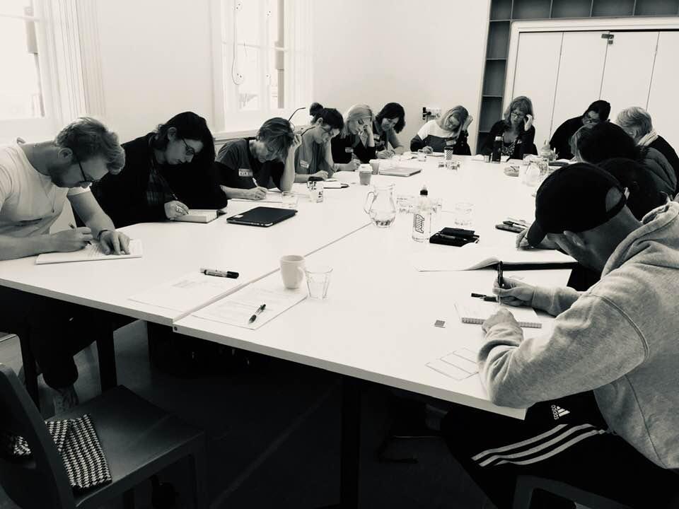 Kathryn Burnett Workshop